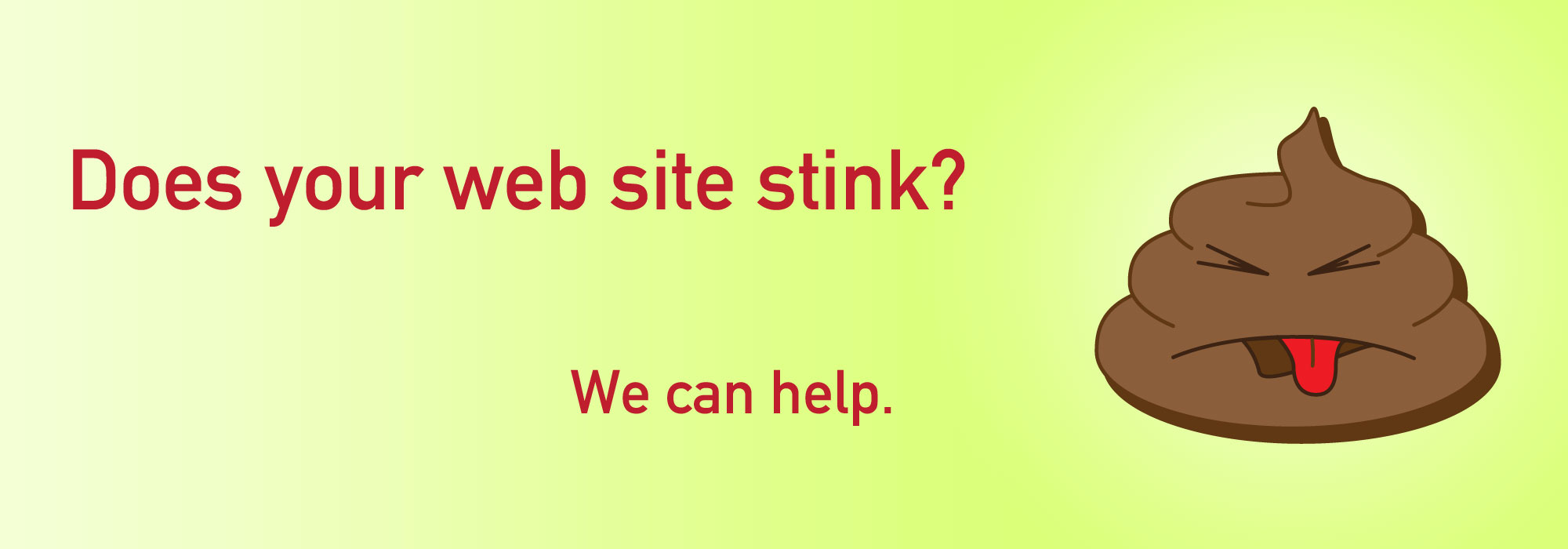 imgDoes your site stink?